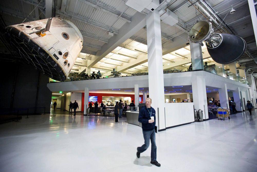 Офис SpaceX