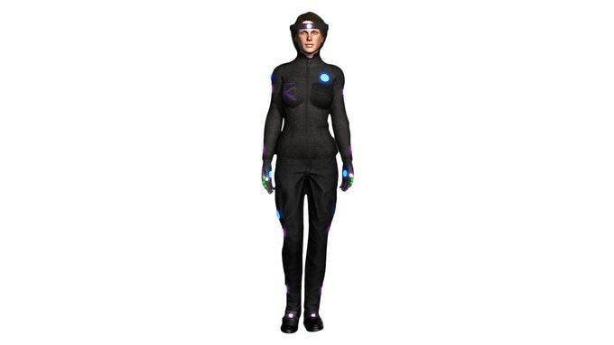 Создан первый в мире VR-костюм