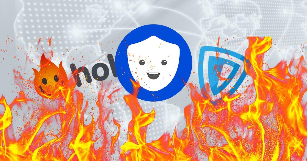 VPN-сервисы могут сливать ваши данные. Вот 16 самых небезопасных VPN