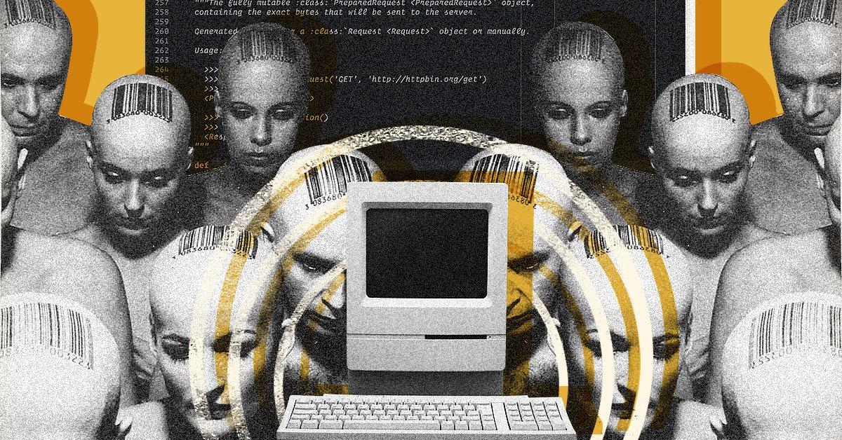 Не дайте себя взломать: как технологии узнали о нас больше, чем мы сами