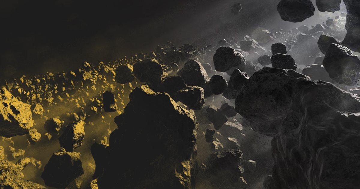 Блокчейн-компания приобрела разработчика технологий для добычи полезных ископаемых на астероидах
