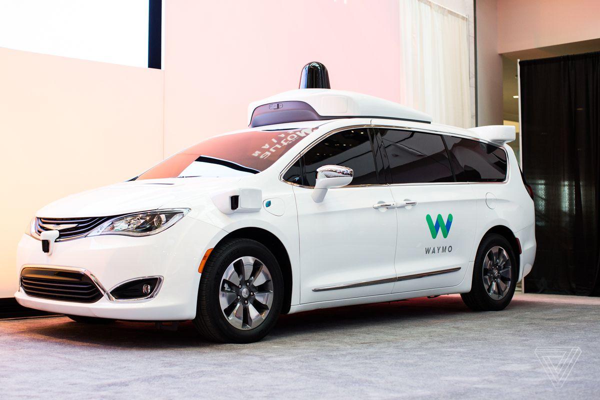 Дочка Alphabet планирует запустить сервис беспилотных такси уже в декабре