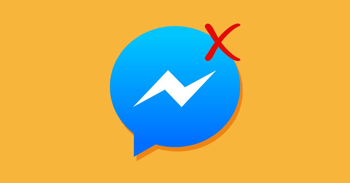 006f514032796 Пользователи Facebook Messenger по всему миру жалуются на проблемы с  сервисом | Vector