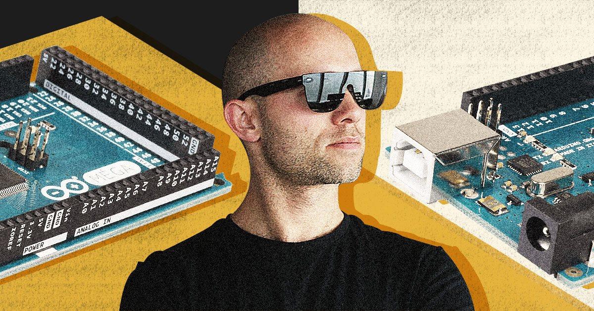 Как я уехал в США и создал IoT-проект с 500 000 пользователей. История Blynk и Павла Байбородина