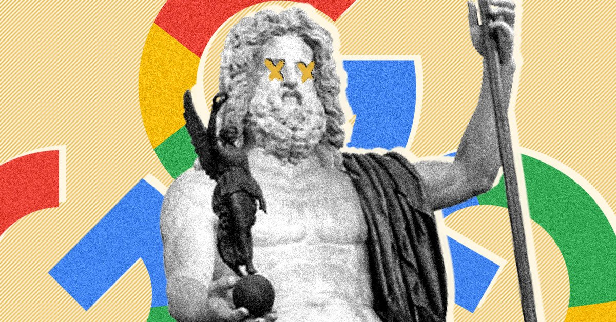Как умрет Google?