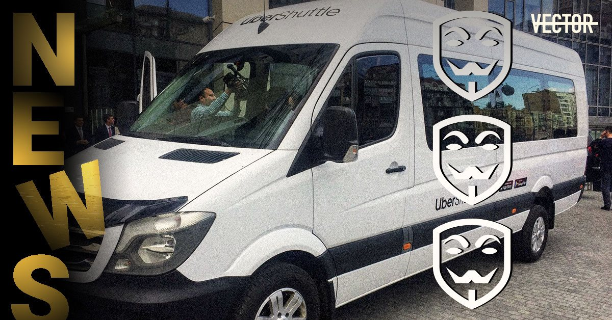 Uber Shuttle работает без лицензии, а у водителей нет прав нужной категории — расследование «Чесно»