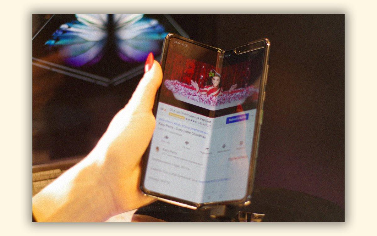 Samsung презентовал Galaxy Fold в Украине после доработки. Мы проверили, исправили ли ошибки
