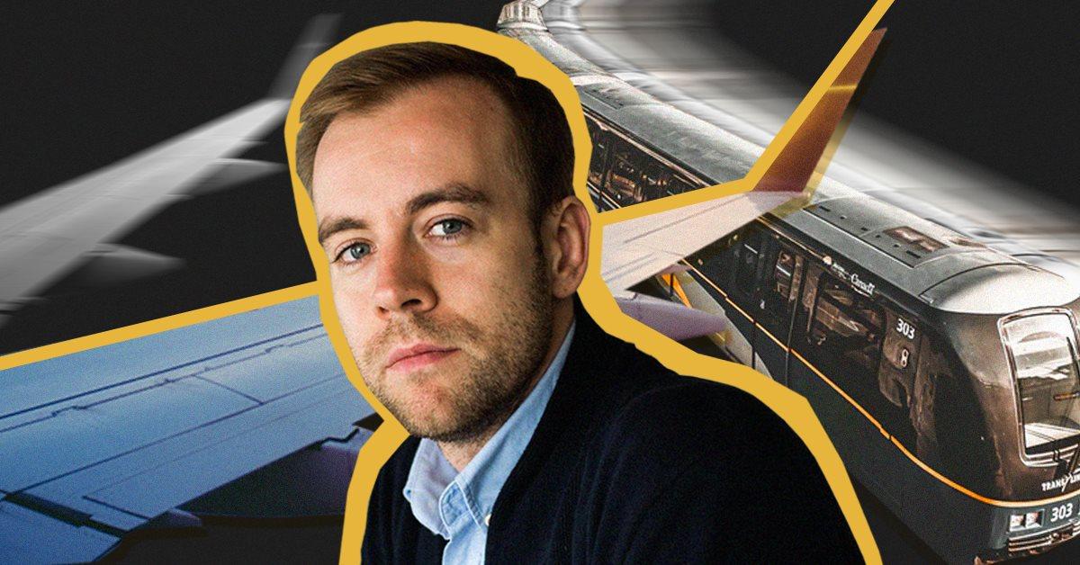 Зачем экс-маркетдир Uklon Даниил Ваховский запустил медиа о дорогах, поездах и самолетах?