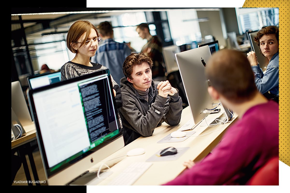 На базе UNIT Factory запускают учебную IT-программу ucode. Выпускникам гарантируют работу