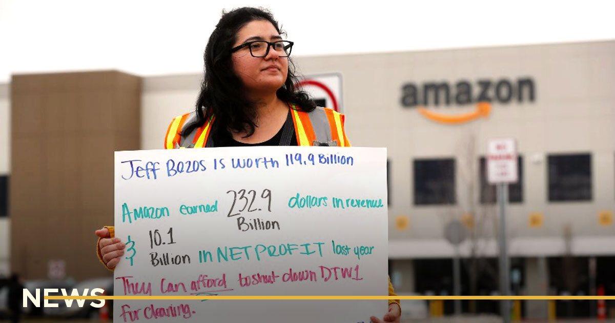Вице-президент Amazon покинул компанию из-за увольнения активистов
