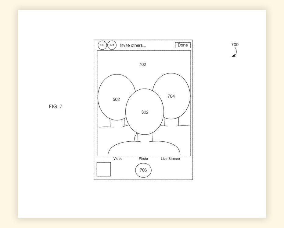 Apple запатентовала технологию создания групповых селфи с соблюдением социальной дистанции