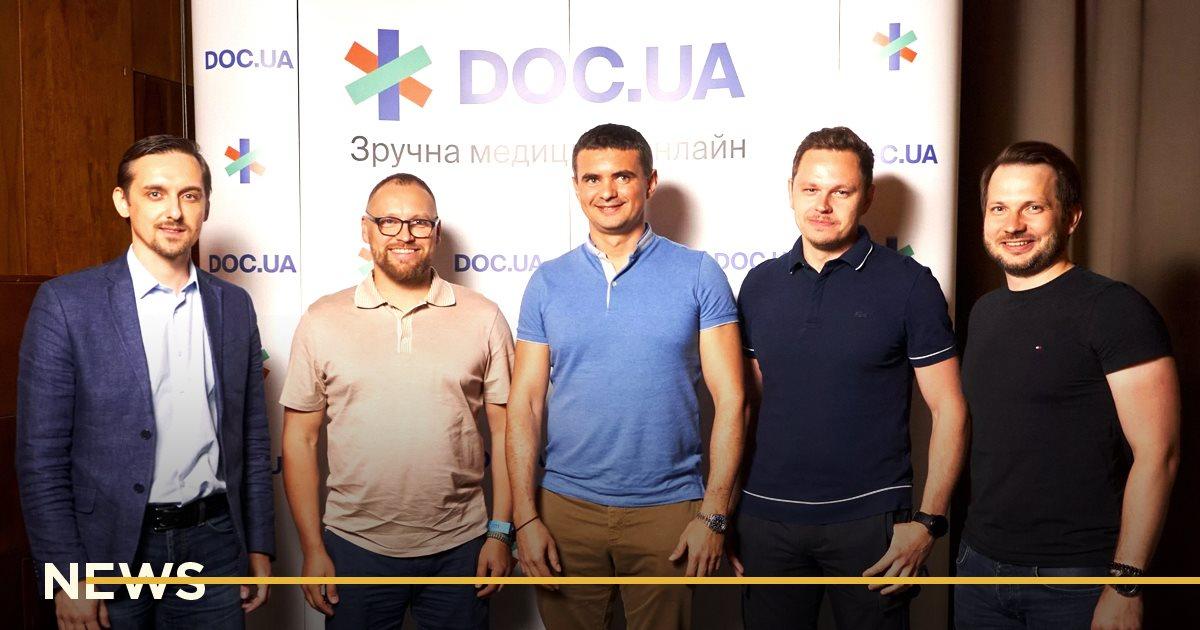 Fedoriv Group стала акционером медицинского сервиса Doc.ua. Что известно о сделке?