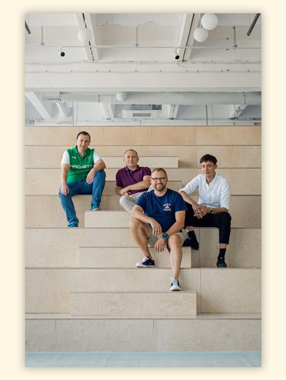 Совладельцы «Нова Пошта» инвестировали в креативное пространство Kooperativ