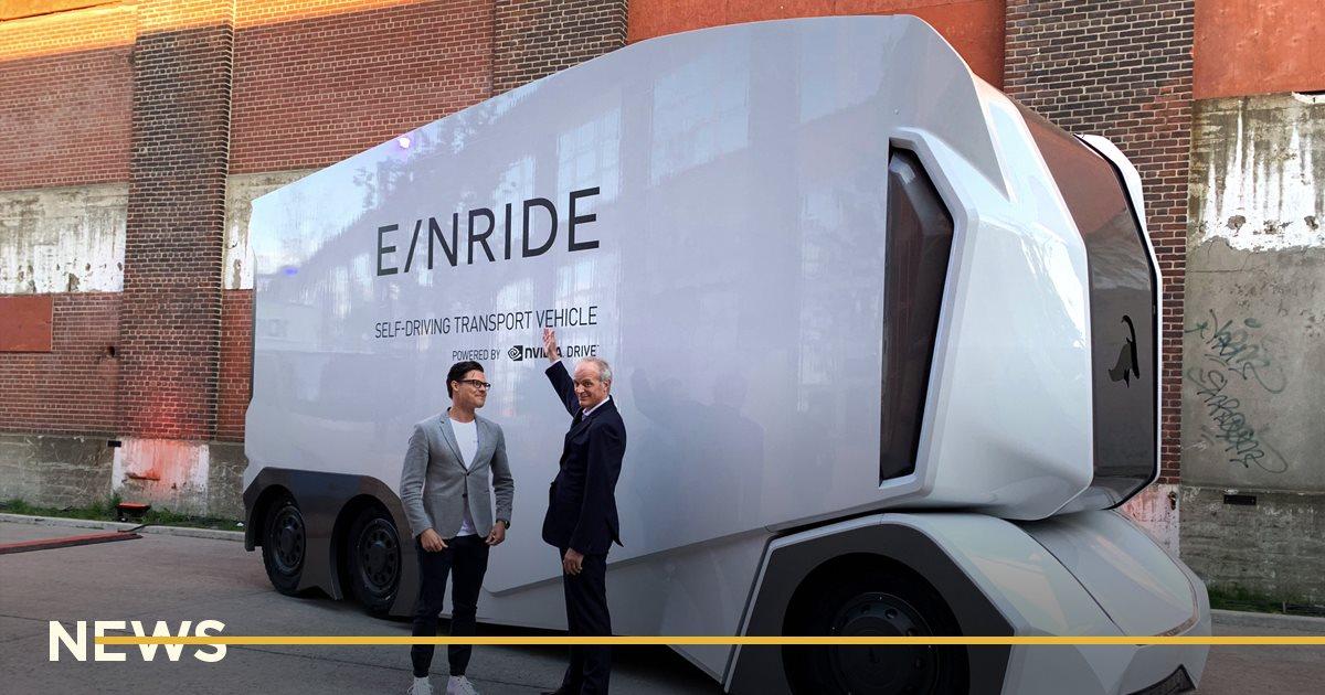 Производитель электрогрузовиков Einride привлек  млн. На что пойдут деньги?