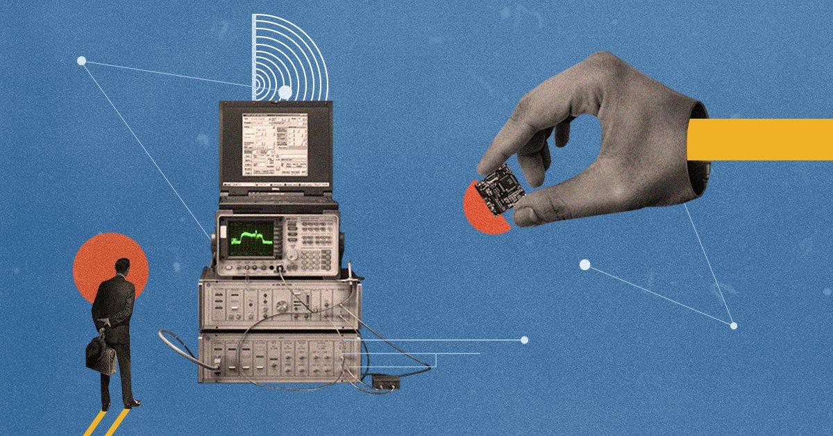 Техноликбез. Как создавали 8 технологий, которые изменили мир