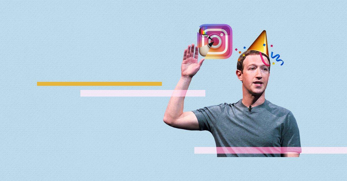 Инстапуть к инстауспеху. От картинок и хэштегов до корпорации за 10 лет — история Instagram