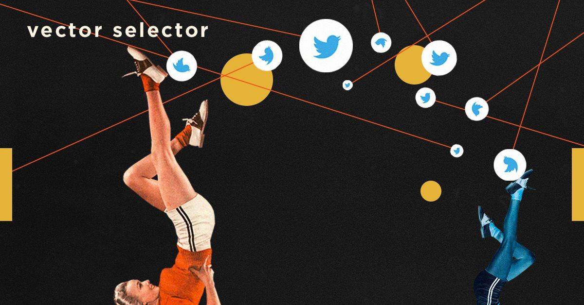 Vector Selector: 10 технологических Twitter-аккаунтов, на которые стоит подписаться