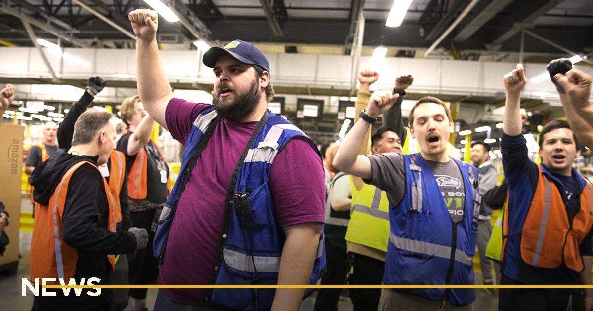 Рабочие Amazon планируют провести акции протеста и забастовки в 15 странах