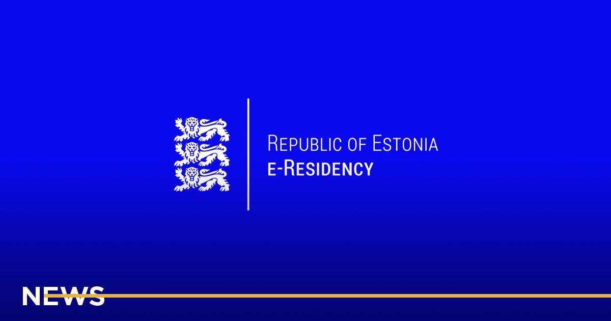 Электронными резидентами Эстонии стали 4300 украинских предпринимателей