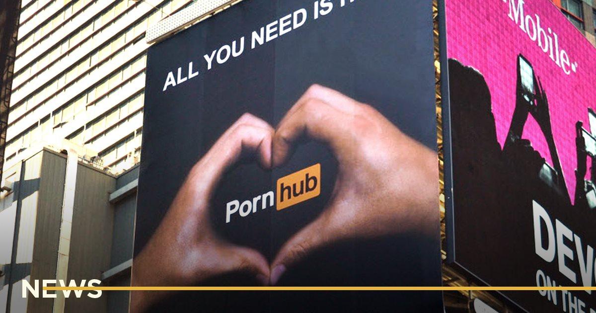 Pornhub ограничил загрузку видео и запретил скачивать с платформы