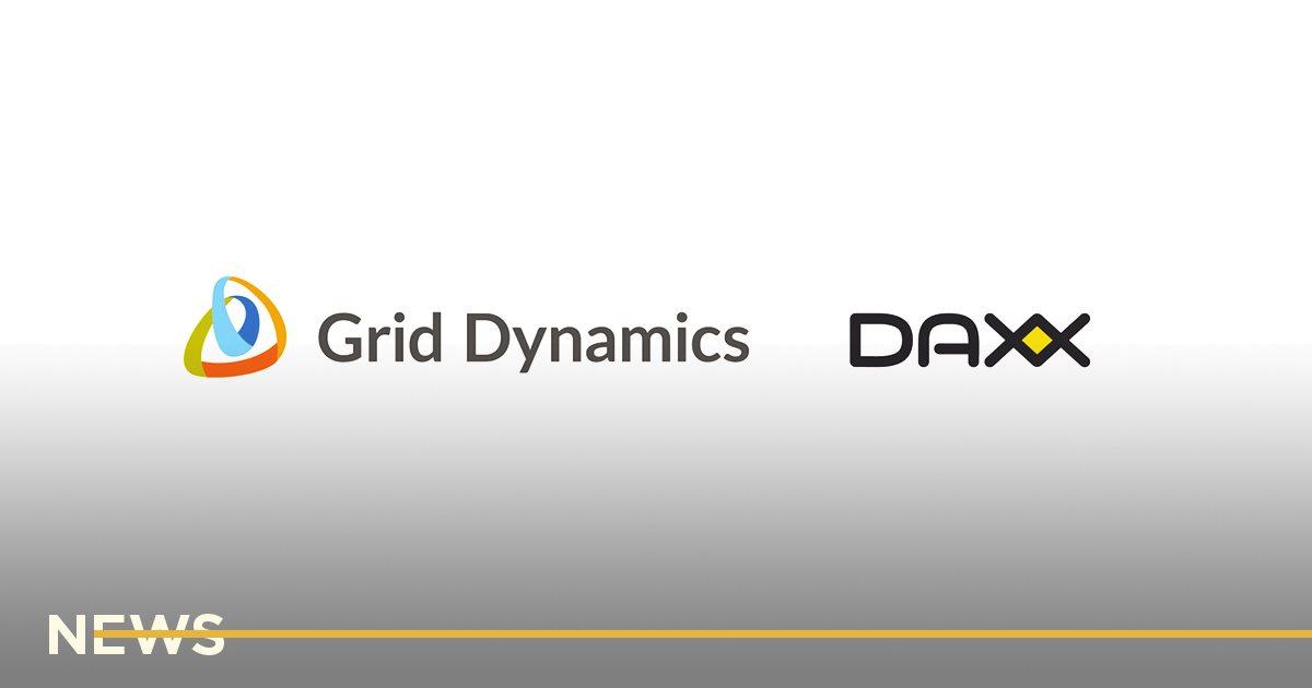 Grid Dynamics покупает Daxx. У компаний есть представительства в Украине