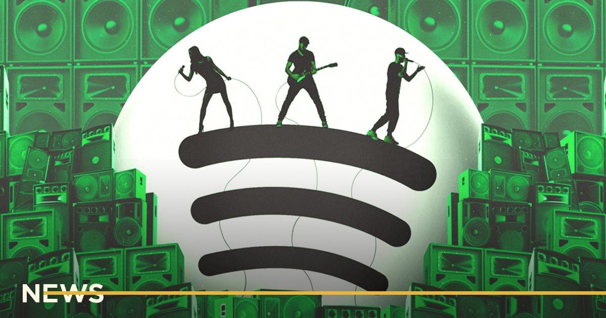 ИИ оценит ваш музыкальный вкус по истории в Spotify