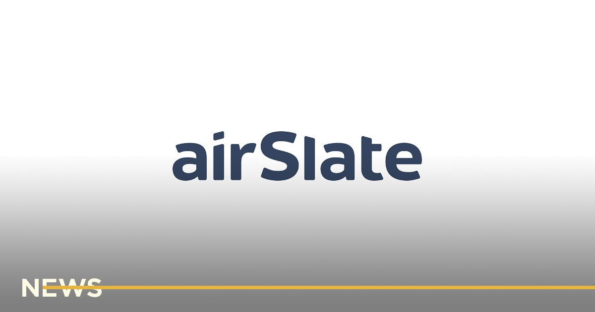 Украинский стартап AirSlate привлек  млн