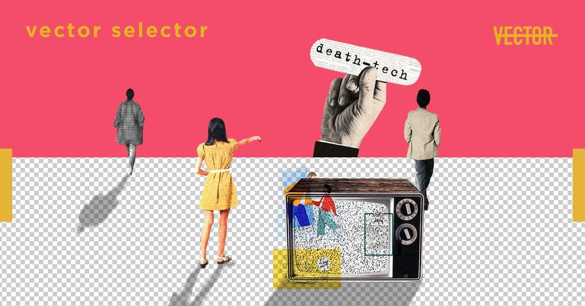 Vector Selector: 10 death-tech стартапов, которые позаботятся о похоронах и наследстве