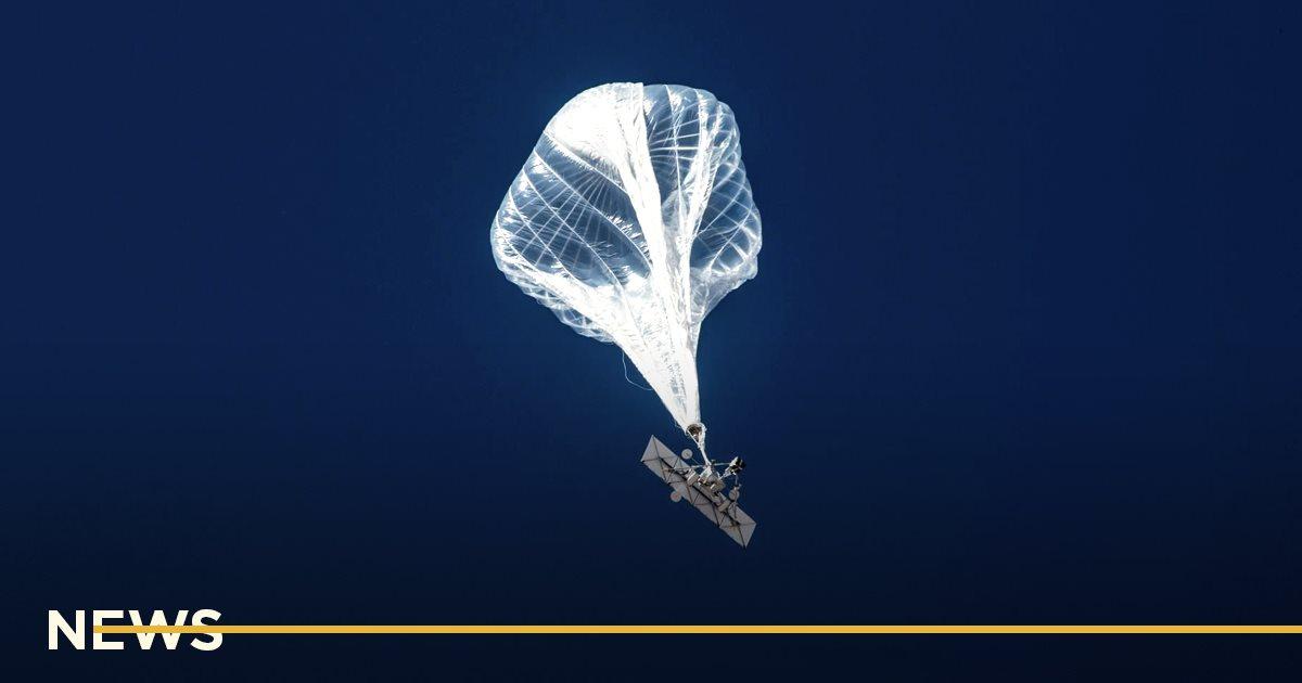 Alphabet закрывает проект по раздаче интернета из воздушных шаров