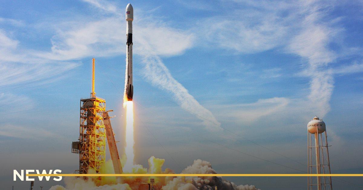 SpaceX вывела на орбиту 143 спутника и поставила рекорд