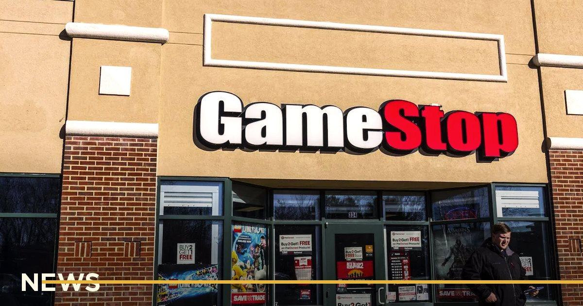 Пользователи Reddit подняли акции сети магазинов GameStop на 360%