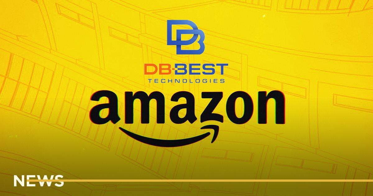 Amazon покупает основанную украинцами компанию DB Best Technologies