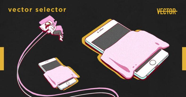 Vector-Selector: 5 приложений для медитации и заботы о себе