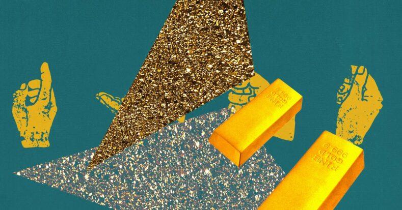 Сколько стоит золото и где его купить в Украине