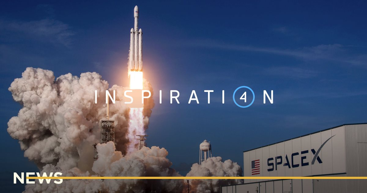 SpaceX разыграет два из четырех мест в первой коммерческой миссии