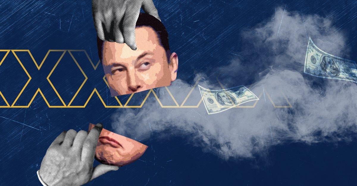 Vector Selector: 10 случаев, когда твиты Илона Маска стоили миллионы