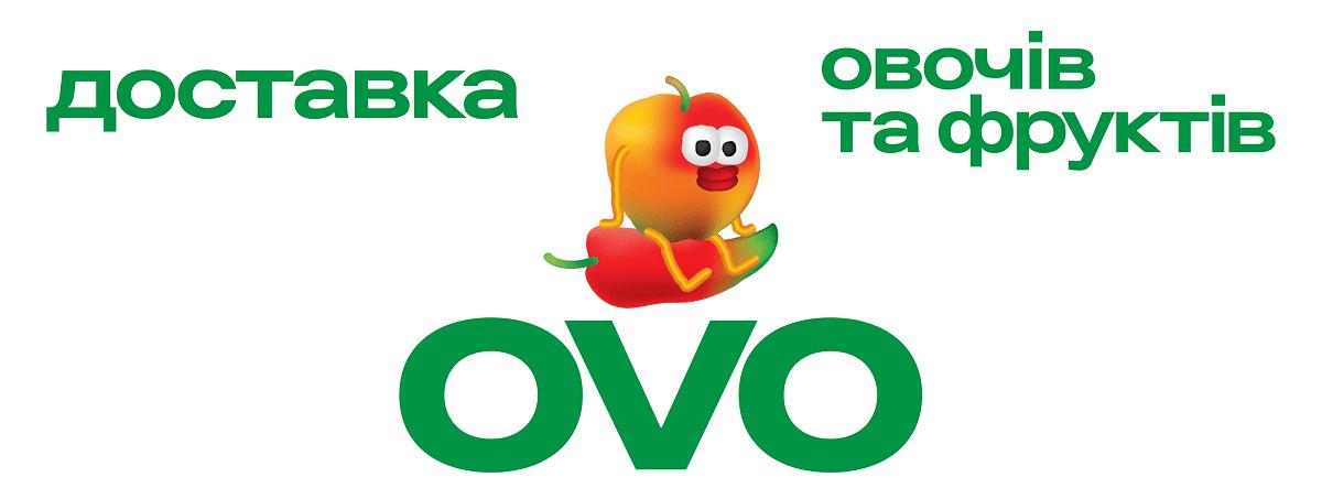 OVO доставка овощей