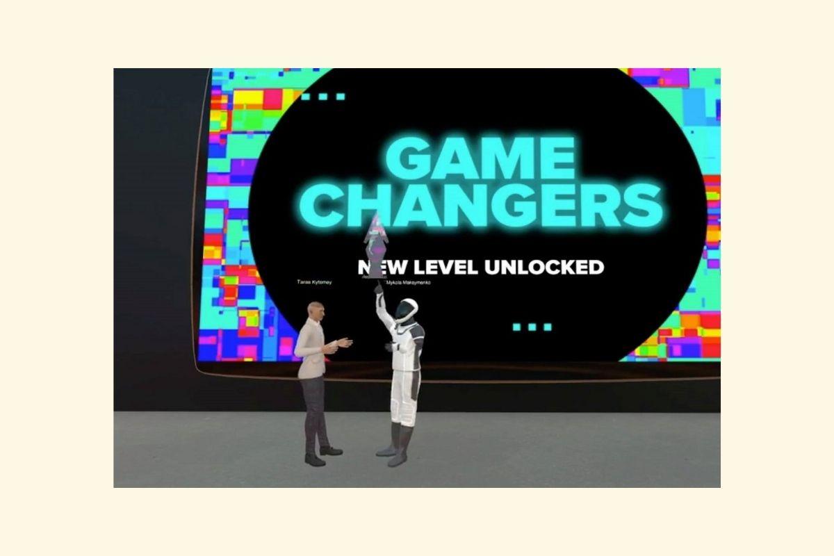 SoftServe Awards VR персоналізовані аватари