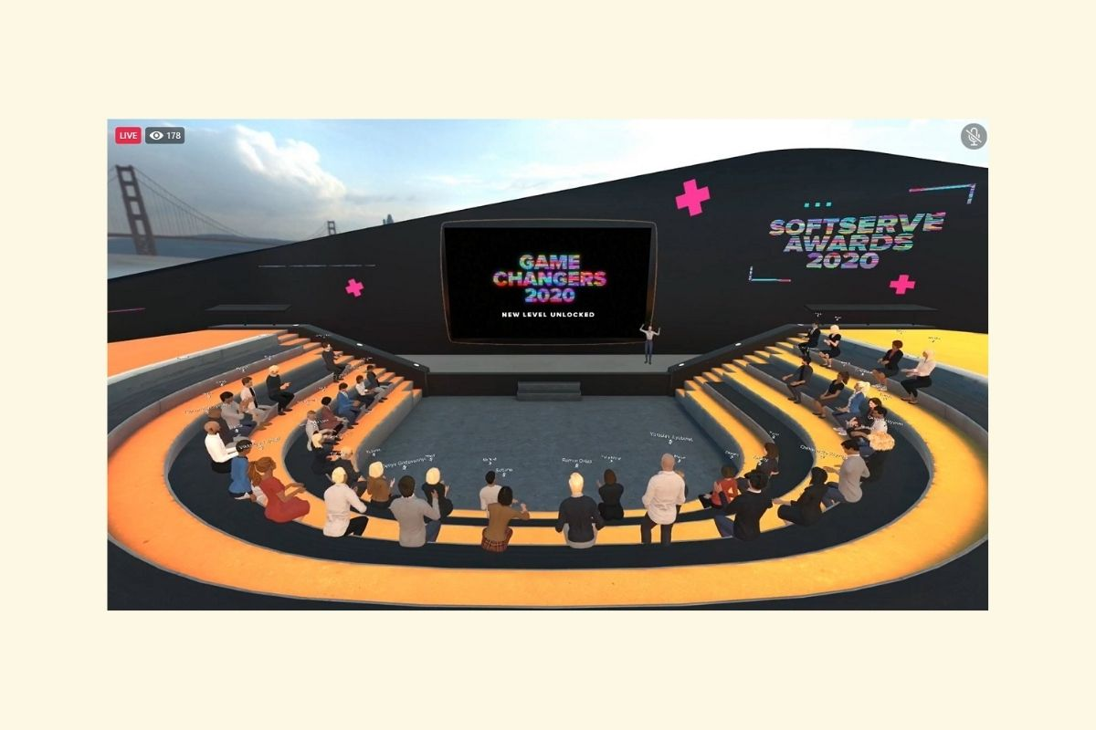 SoftServe Awards VR локація