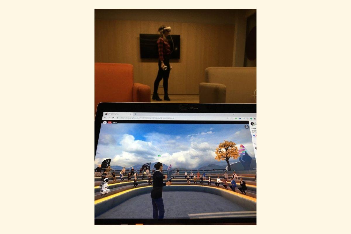 SoftServe Awards VR