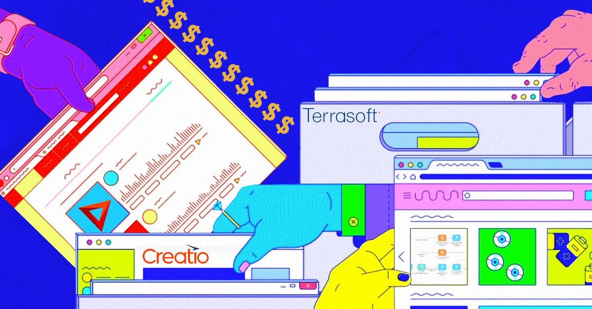 Creatio залучила $68 млн для посилення позиції на міжнародному low-code ринку