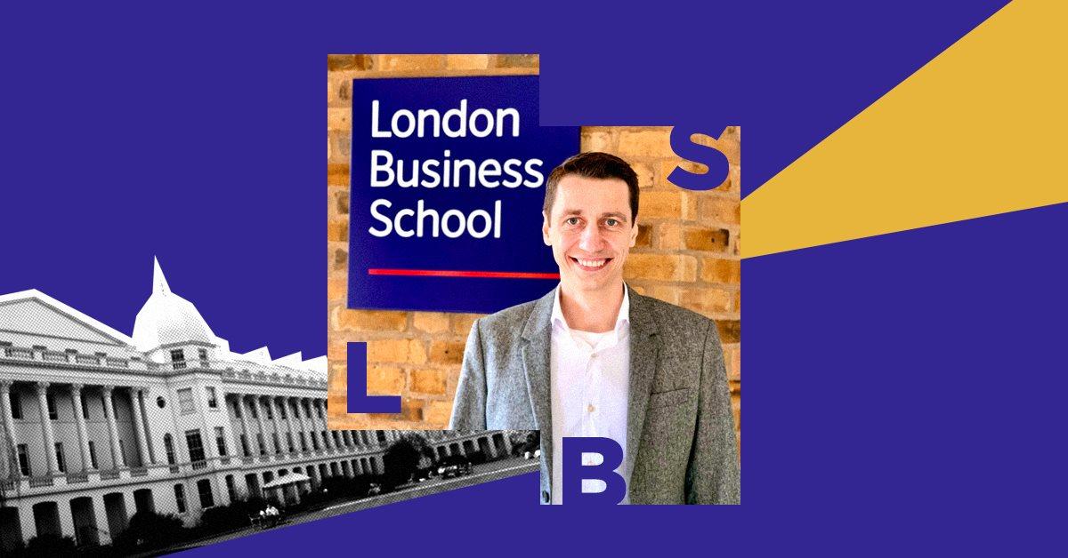 Я получаю MBA в Лондоне. Чему меня учат на программе за $100 000