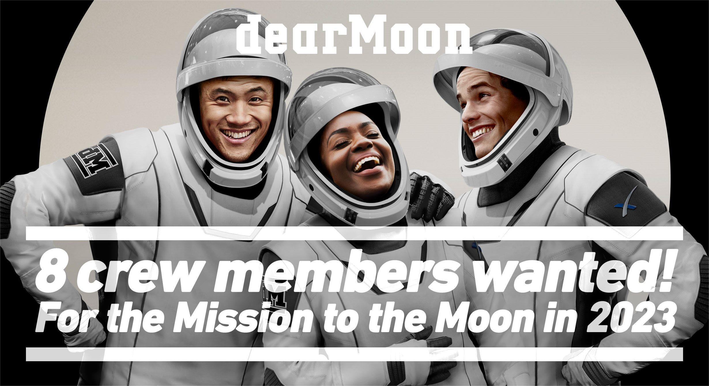 Японский миллиардер разыграет места на первый полет вокруг Луны