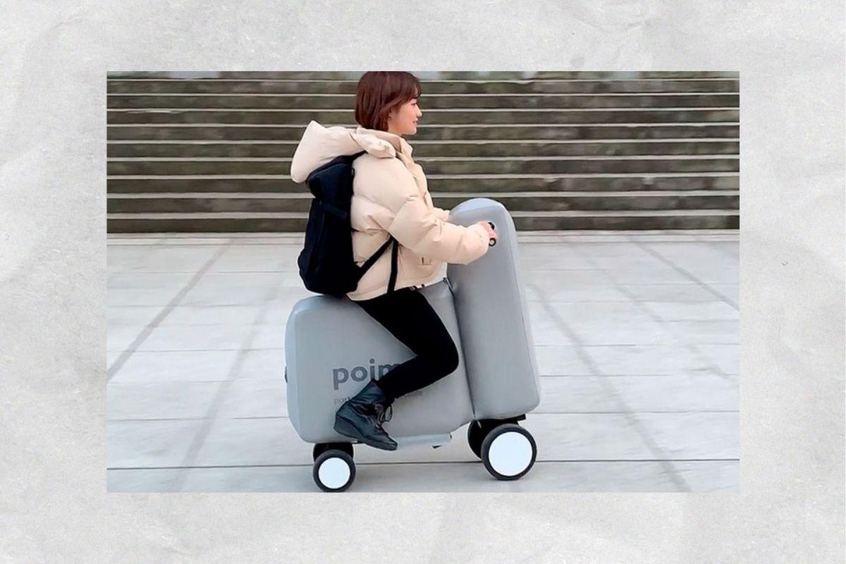 Надувной транспорт POIMO