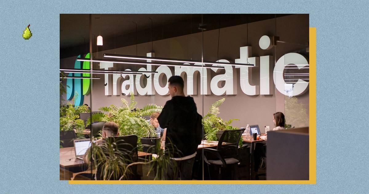 Офис Tradomatic