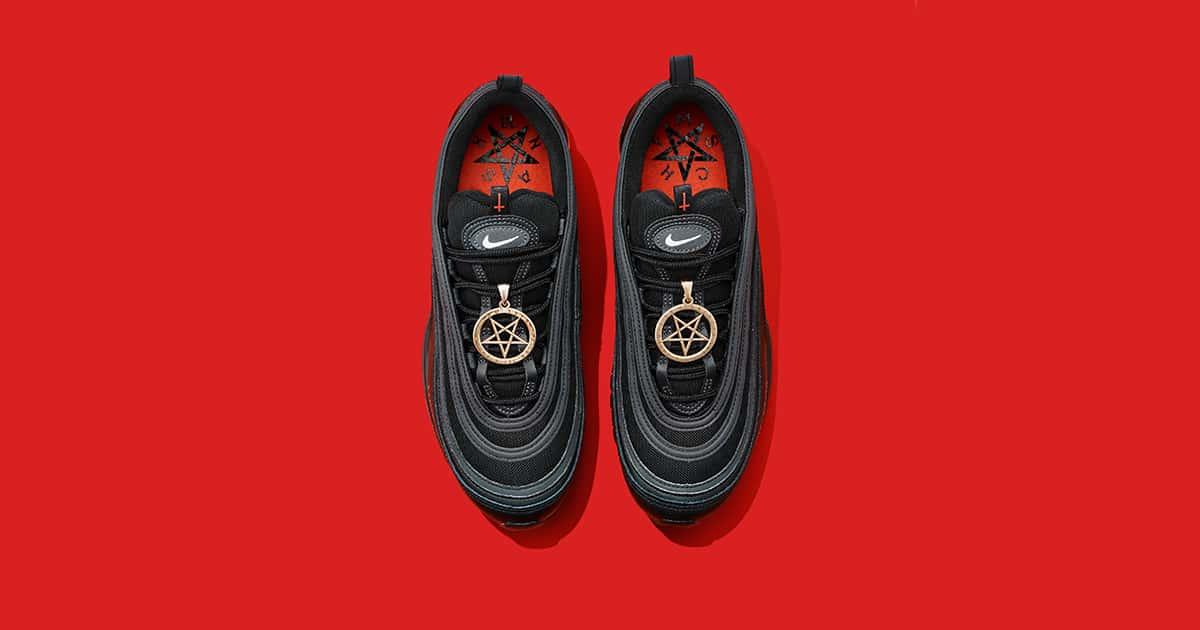 Nike добилась запрета на продажу «дьявольских» кроссовок Satan Shoes