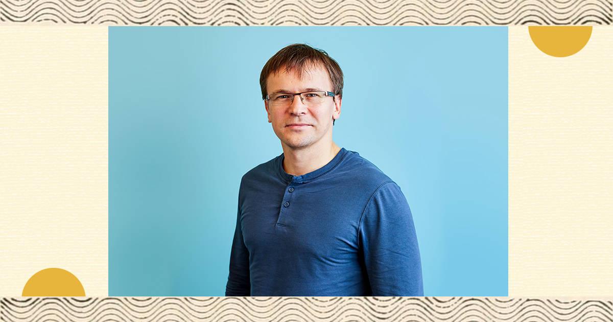 Максим Литвин, співзасновник і Head of Revenue Grammarly