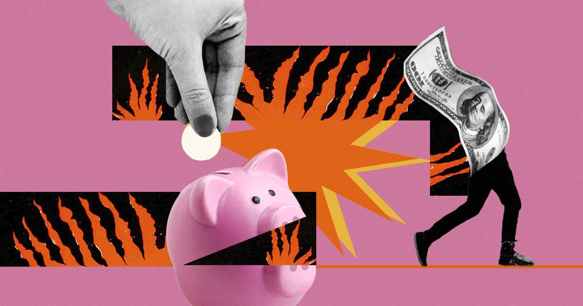 Як почати відкладати гроші та заробляти на інвестиціях — гайд
