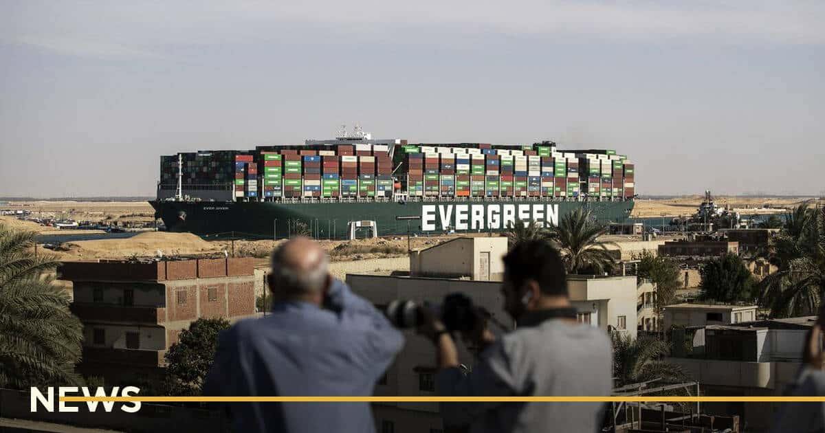 Последствия блокировки Суэцкого канала будут ощущаться даже во второй половине мая