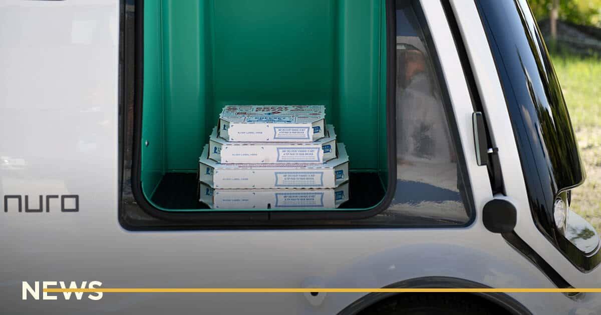 Domino's Pizza запустит доставку пиццы с помощью роботов